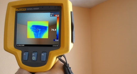 Infrared Leak Detection Thermal Imaging Freedom